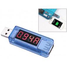 USB Tester που μετράει τάση και ρεύμα