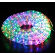 Φωτοσωλήνας LED 10 μέτρα πολύχρωμος