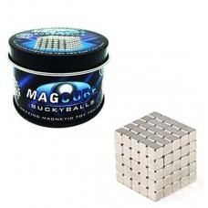 Magnetic construction mini cubes 125 pcs MAGCUBE
