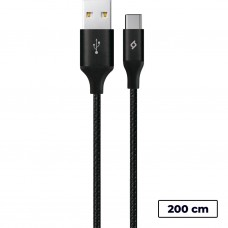 AlumiCable™ XL Type-C Καλώδιο Φόρτισης/Συγχρονισμού