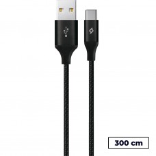 AlumiCable™ XXL Type-C Καλώδιο Φόρτισης/Συγχρονισμού