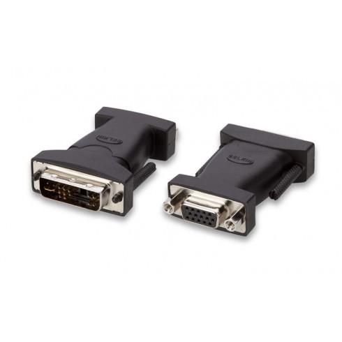 DVI-I ANALOG PNL MTR ADPT, DVI-IM/HDDB15F-DVI TO VGA