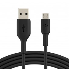 Belkin CAB005bt1MBK USB-A to Micro-USB Cable (1m)