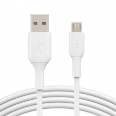 Belkin CAB005bt1MWH USB-A to Micro-USB Cable (1m)