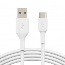Belkin CAB001bt1MWH USB-C to USB-A Cable (1m)
